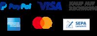Sicher bezahlen mit Paypal
