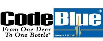 Code Blue - Geruchsneutralisierer / Wildlockmittel