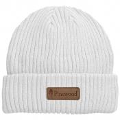 Pinewood Strickmütze - Jagdmütze - New Stöten - weiß