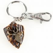 Schlüsselanhänger - Motiv: Hirsch