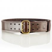 Paul & Kloosterhuis - Safari-Gürtel - Sam Brown Belt - 50mm 125cm