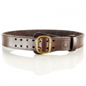Paul & Kloosterhuis - Safari-Gürtel - Sam Brown Belt - 38mm