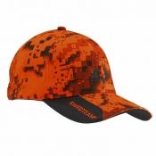 Swedteam - Camo - Jagd-Cap - Desolve Fire Cap
