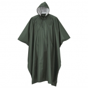 Pinewood Jagd-Regen-Poncho - grün