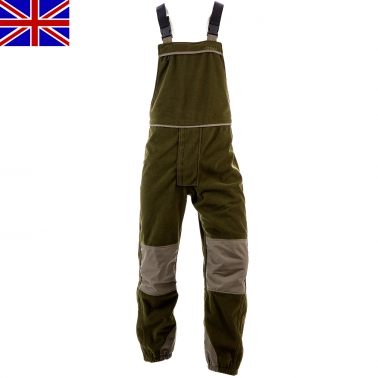 Nomad UK - Jagdhose - Salopette - Stealth Green M