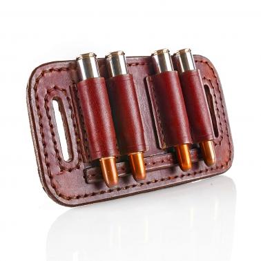 Paul & Kloosterhuis - Big-Game - Custom - Patronengurt - Side-By-Side - 4 x Bullet