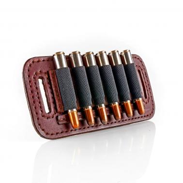 Paul & Kloosterhuis - Big-Game - Custom - Patronengurt - Strap - 6 x Round Bullet