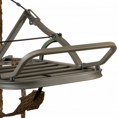 Summit - Baumsitz - Fußauflage - Titan