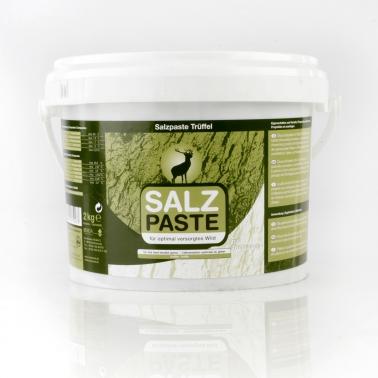 Wild - Salzpaste - Trüffel - 2kg Eimer