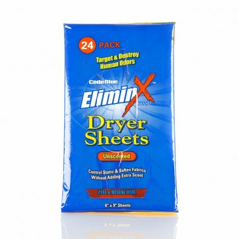 Code Blue - Geruchsneutralisierer - Dryer Sheets