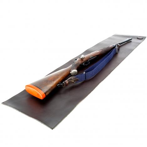 Paul & Kloosterhuis - Canvas Gewehrriemen - Slim - Navy