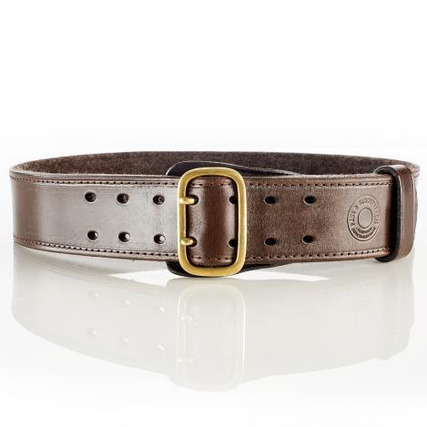 Paul & Kloosterhuis - Safari-Gürtel - Sam Brown Belt - 50mm