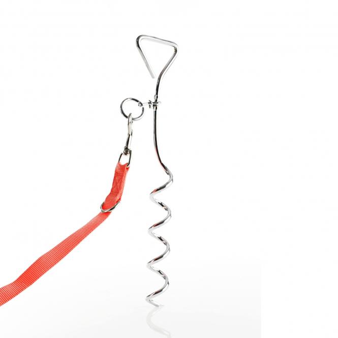 Jagdhund - Anlegepflock