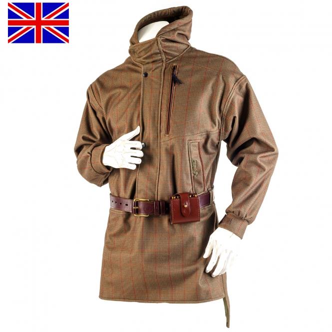 Nomad UK - Jagdanorak - Stealth Tweed - Hooded Smock