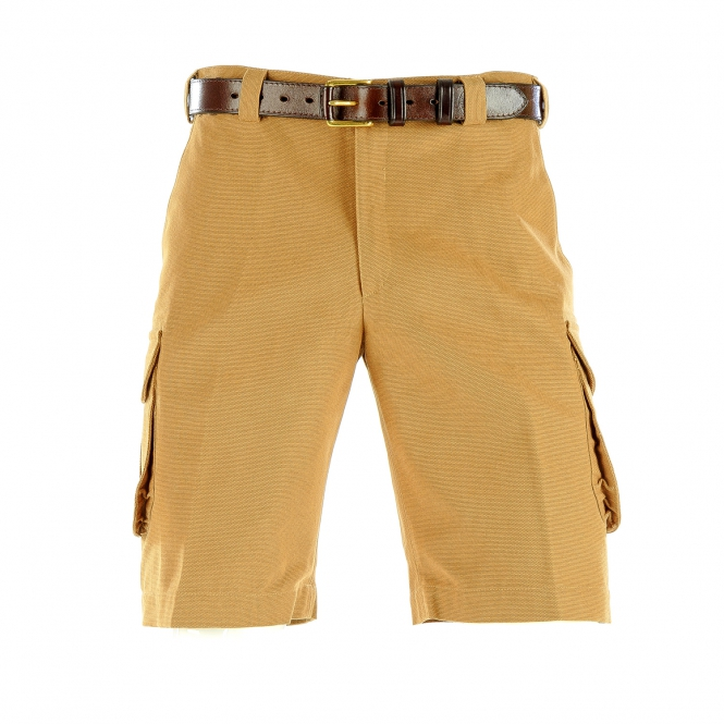 Safari-Shorts - Hard Wearing Canvas - Paul & Kloosterhuis