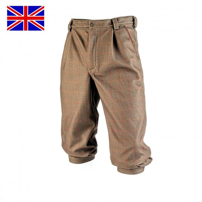 Nomad UK - Kniebund-Jagdhose - Stealth Tweed M