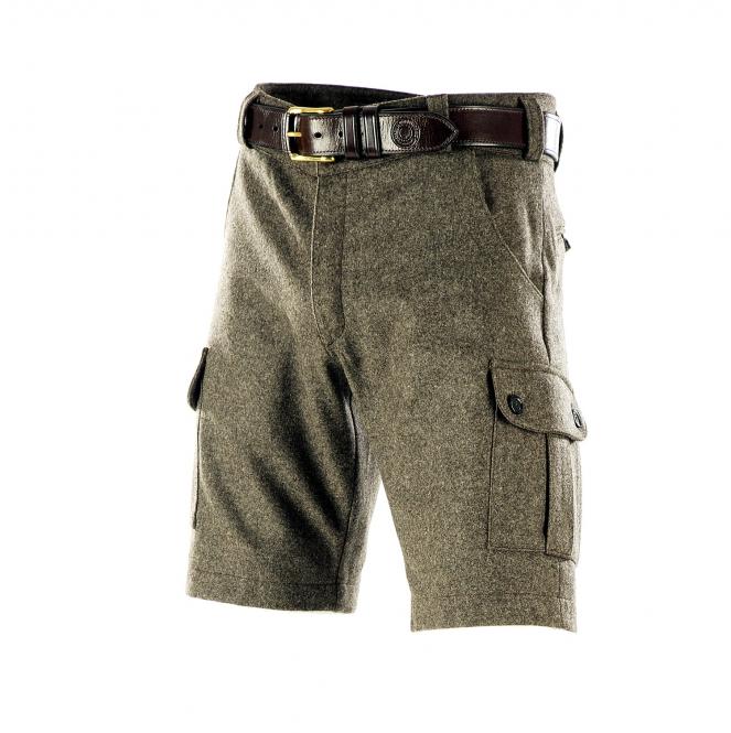 Lodenhose kurz - Loden-Shorts - Paul & Kloosterhuis 48