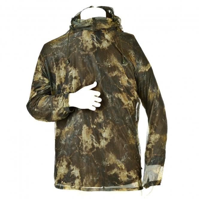 X-Jagd - Camo - Netz - Jacke - Net Slip Jacket