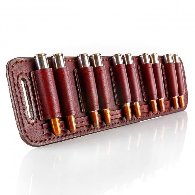 Paul & Kloosterhuis - Big-Game - Custom - Patronengurt - Side-By-Side - 10 x Bullet