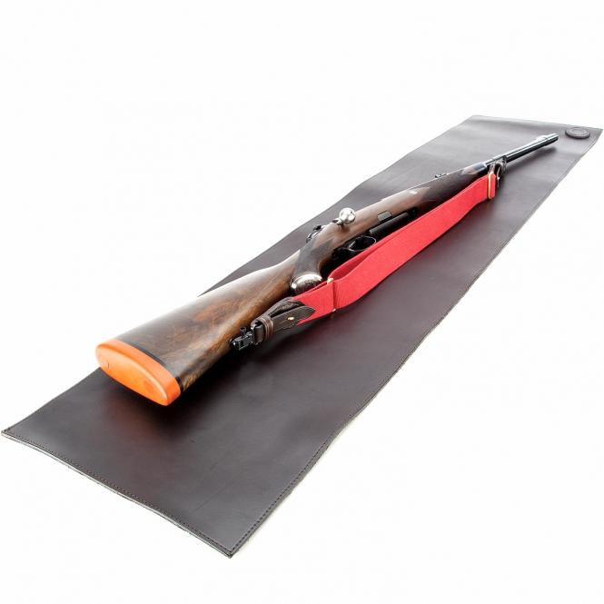 Paul & Kloosterhuis - Canvas Gewehrriemen - Slim - Red