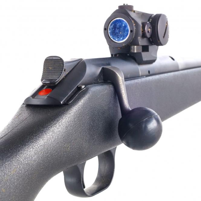 Kammergriff-Kugel - Grip-Weichgummi - Blaser R93 / R8