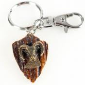 Schlüsselanhänger - Motiv: Muffel