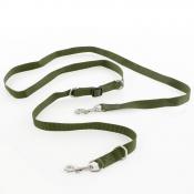 Umhängeleine - Nylon - 25mm - grün