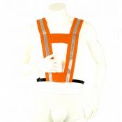 Drückjagd-Signal-Trapez - Orange