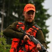 Swedteam - Signal-Jagdweste - Blaze