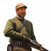 Nomad UK - Jagdcap - Stealth Tweed - Gameshooter Cap