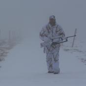 Swedteam - Schnee-Tarn-Anzug - Camo-Set-AP-Snow XXXL