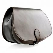 Jagdtasche aus hochwertigem Rindleder Größe L