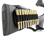 Schaft - Patronenetui - 11 x Kugel