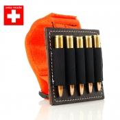 Drückjagd-Patronenetui - Armbinde - Swiss Made