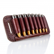 Paul & Kloosterhuis - Big-Game - Custom - Patronengurt - 8 x Round Bullet