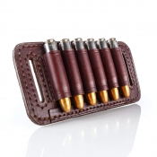 Paul & Kloosterhuis - Big-Game - Custom - Patronengurt - 6 x Round Bullet