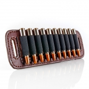 Paul & Kloosterhuis - Big-Game - Custom - Patronengurt - Strap - 10 x Round Bullet Large