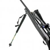 Jagd - Teleskop - Zielstock - Aluminium - Einbein