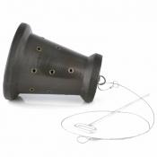 Kirrtrommel mit Befestigungssystem - 18 Liter