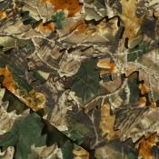 Jagd-Tarnnetz - Blätter-Effekt