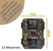 Seissiger Mini-Cam HD 12MP - sofort einsatzbereites Komplettpaket