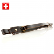 Knebel - Gewehrriemen - Leder - Flinte - Swiss Made