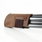 Mündungsschoner - Leder - Bockbüchsflinte