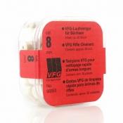 VFG - Laufreiniger-Filz für Büchsen - 50 Stück Kal. 6,5mm
