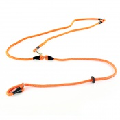 Signal-Umhängeleine - Nylon mit Halsung