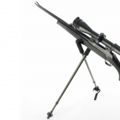 Jagd - Teleskop Zielstock - Aluminium - Zweibein