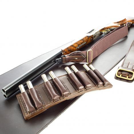 Paul & Kloosterhuis - Safari - Patronenetui - Professional Hunter - 8 Side by Side